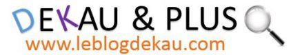 Le blog de DEKAU